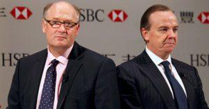 Flint Gulliver HSBC