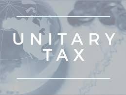 unitary tax