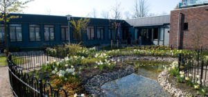 vijverpark Dementiedorp Hogeweyk