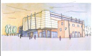 Nieuwe Sporthuis